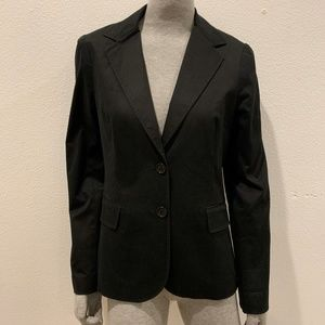 Theory Classic Tailored Black Blazer sz. Med